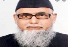Photo of Sheikh Noor Alam Khalil Amini: The Chief Editor of Arabic Monthly, Al-Daie